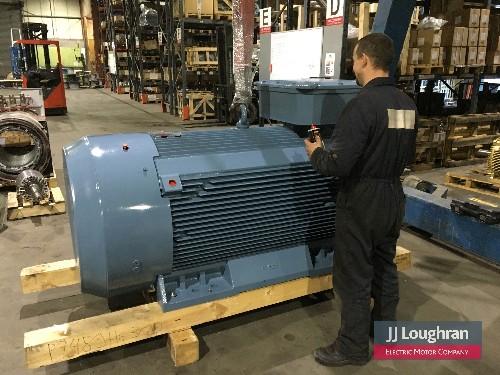 Electric Motor Generator Repair And Rewinds Jj